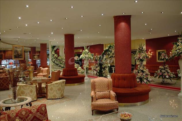 تالار عروسی باشگاه فرمانیه
