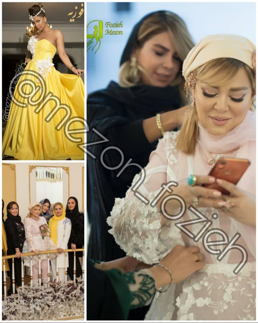 مزون لباس عروس فوزیه تهران