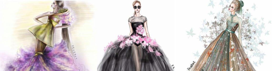 مزون لباس عروس فوزیه 4