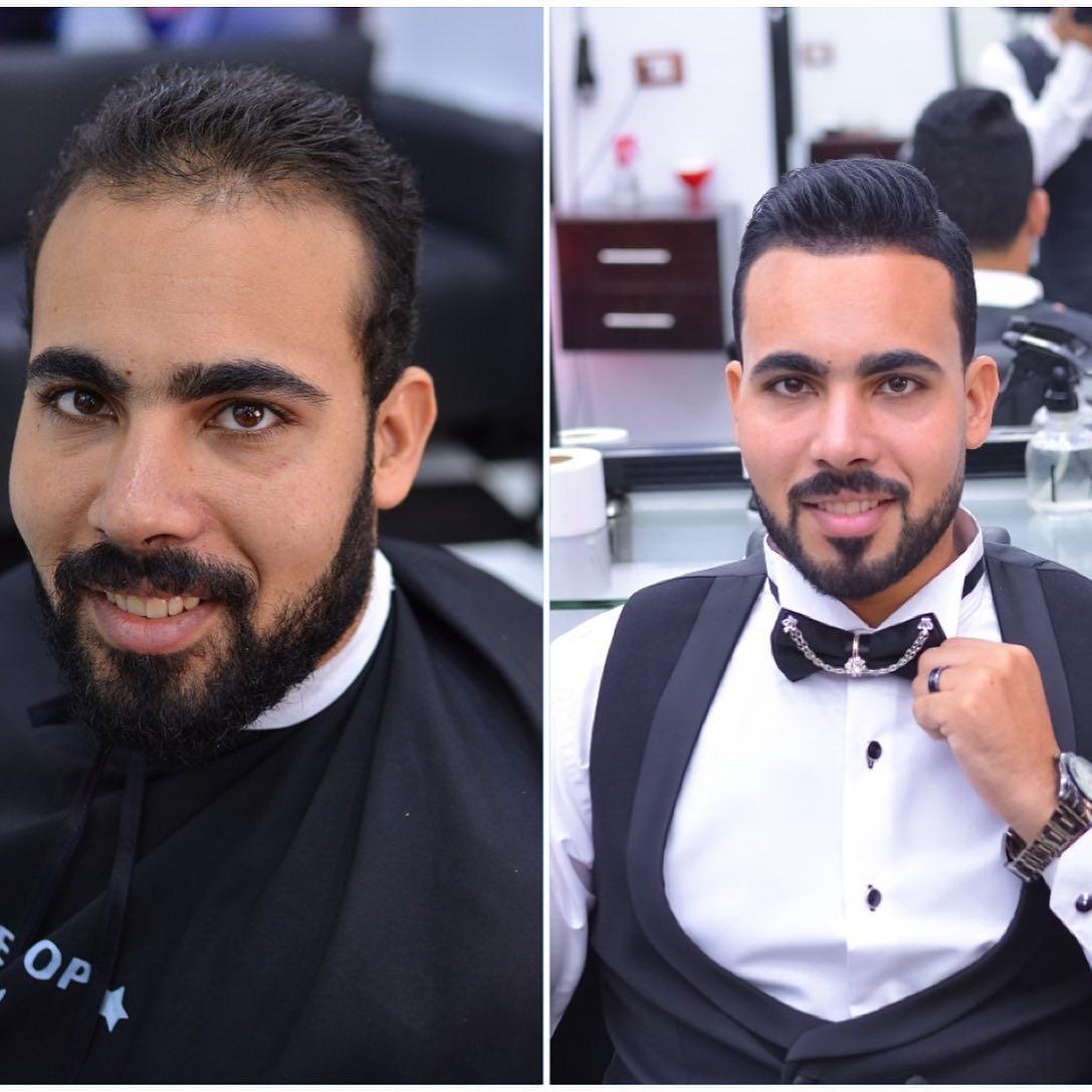 آرایشگاه مردانه و داماد شاهکار 3