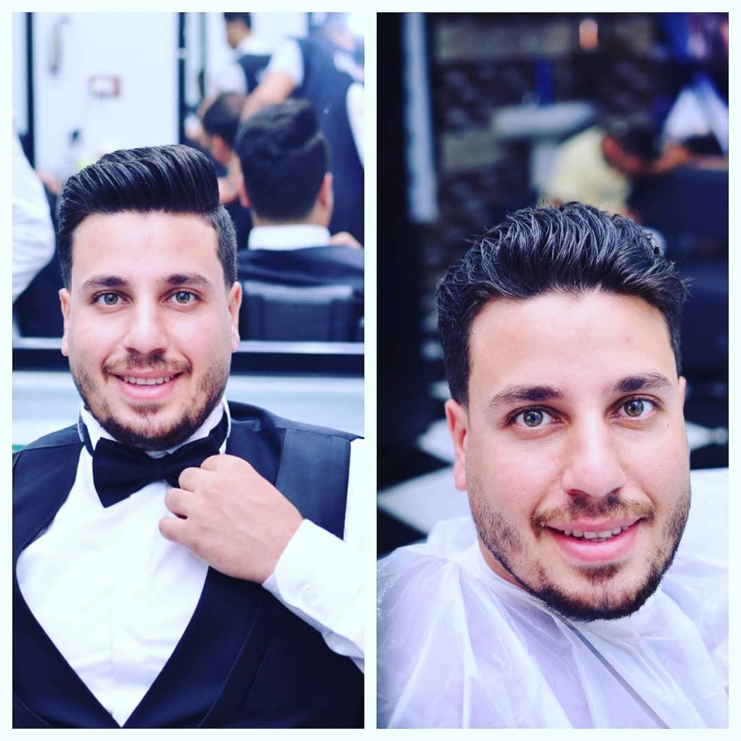 آرایشگاه مردانه و داماد شاهکار 7