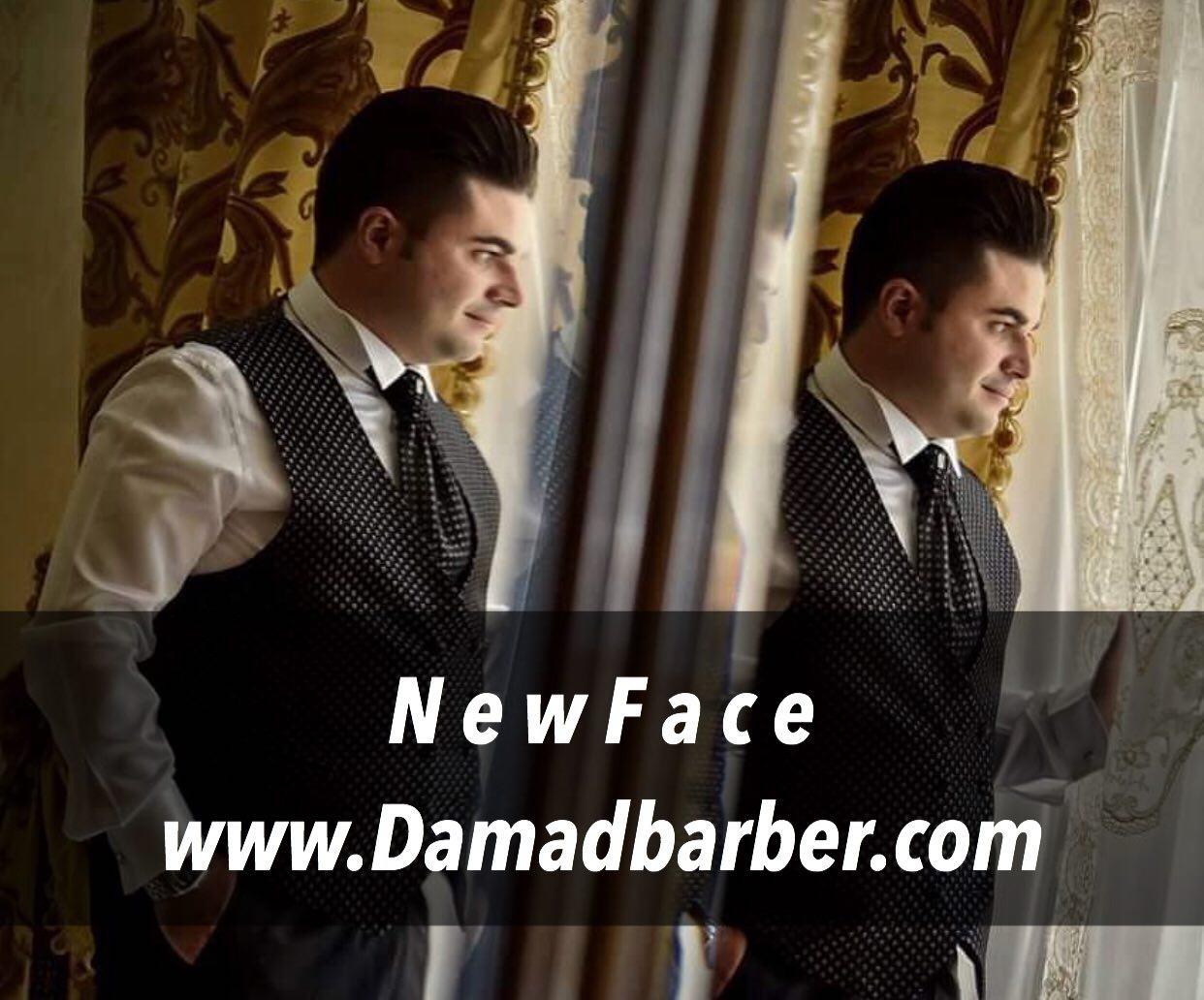 آرایشگاه مردانه و داماد نیو فیس 2
