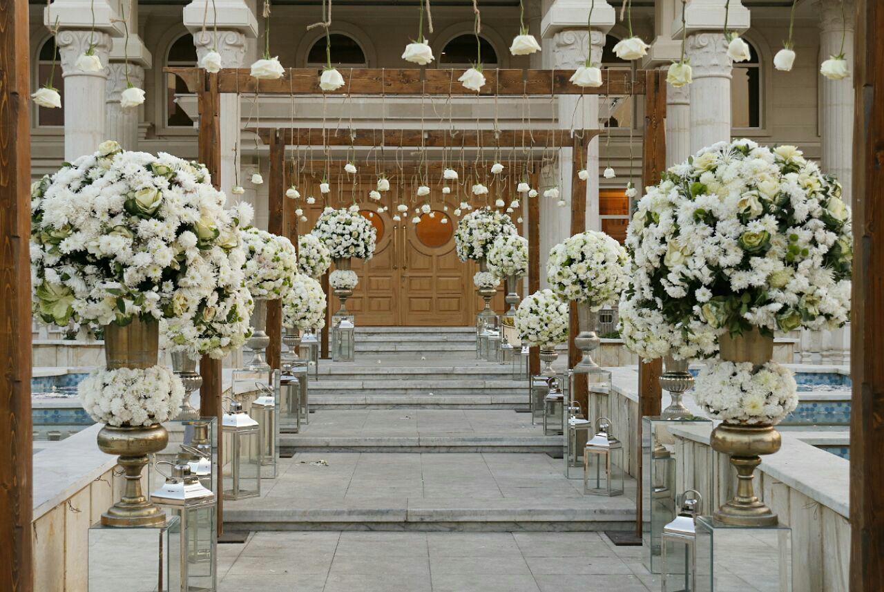 تشریفات مجالس عروسی