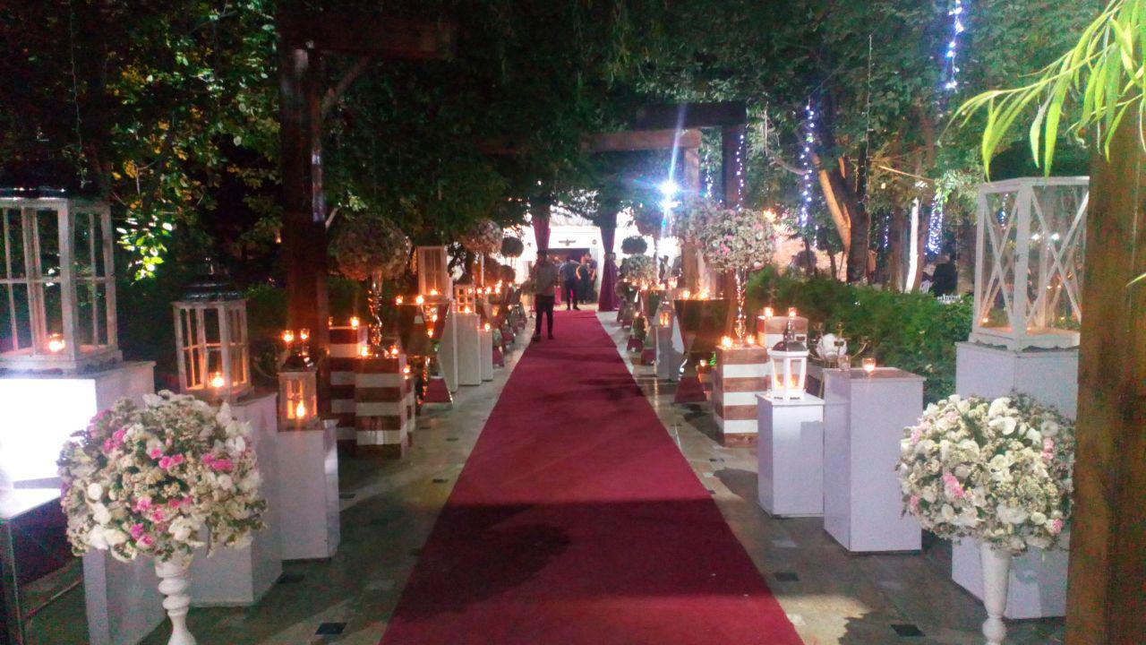 باغ تالار لوکس گیلاس