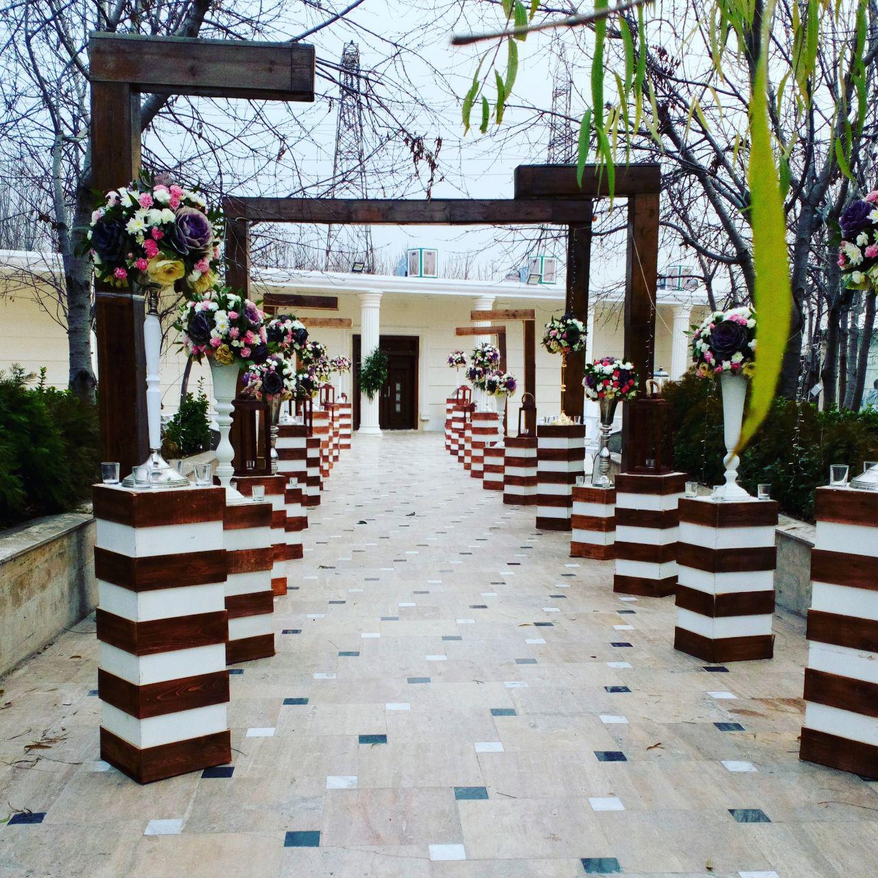 باغ تالار لوکس گیلاس 10