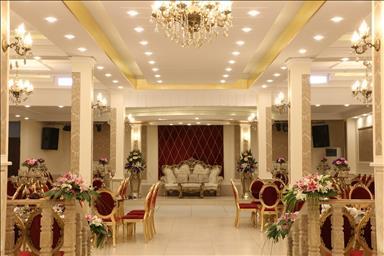 تالار پذیرایی قصر بابا بزرگ 7