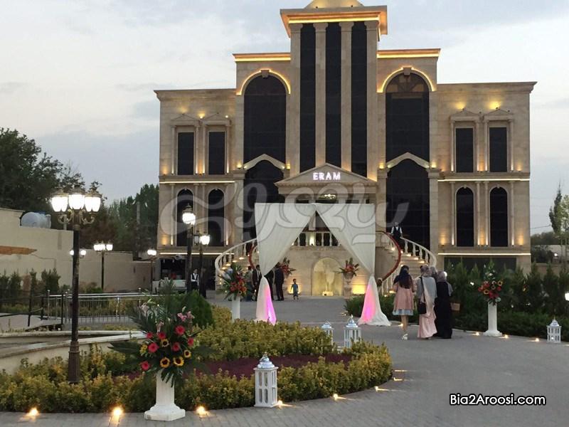 باغ تالارهای عروسی کرج