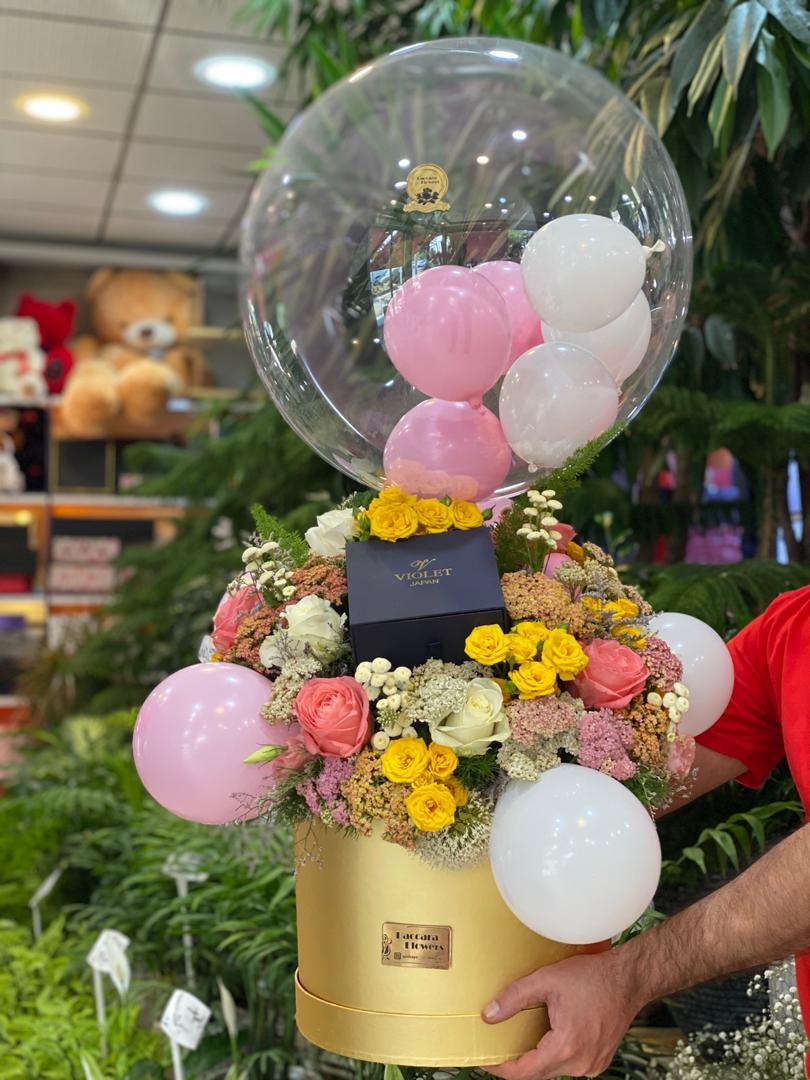 گلهای باکارا 4
