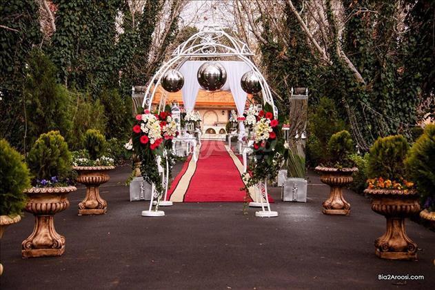 تالار عروسی باغ همتی