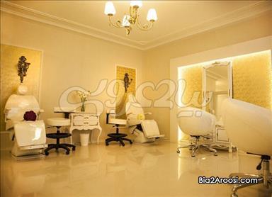 آرایشگاه های عروس مشهد