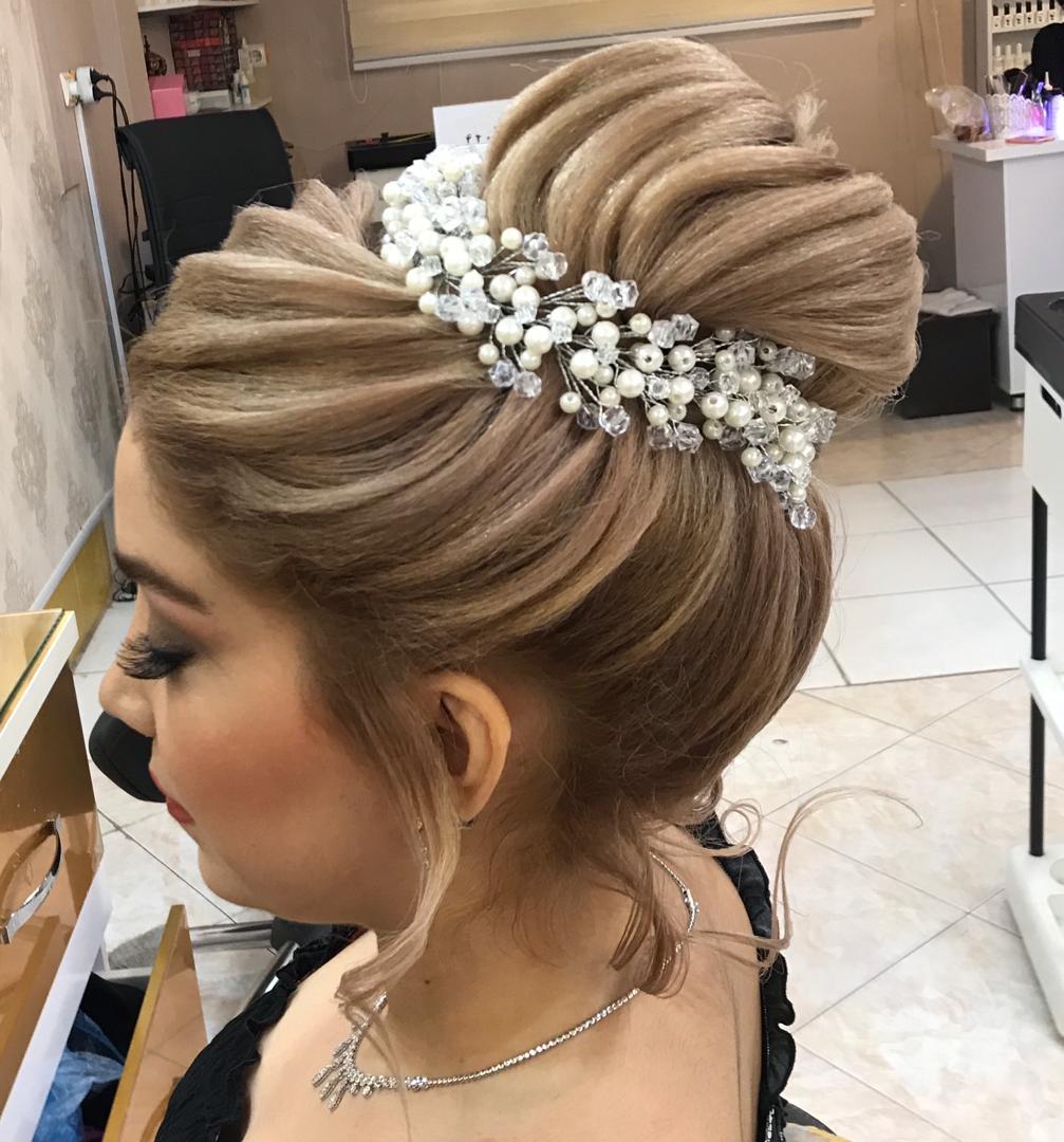 سالن زیبایی و مجموعه VIP عروس الهه ناز در شیراز