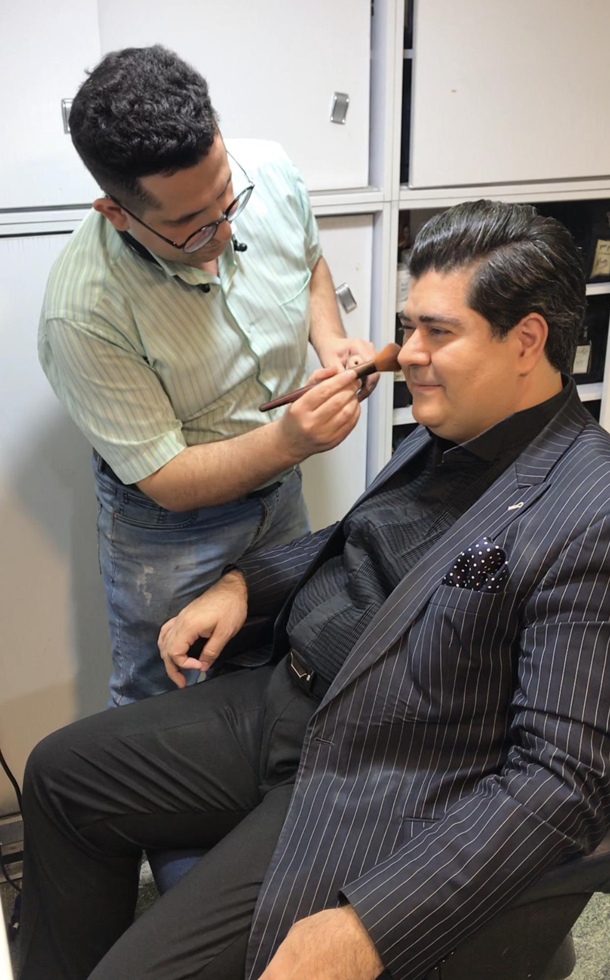 آرایشگاه 110 هتل شیراز 18
