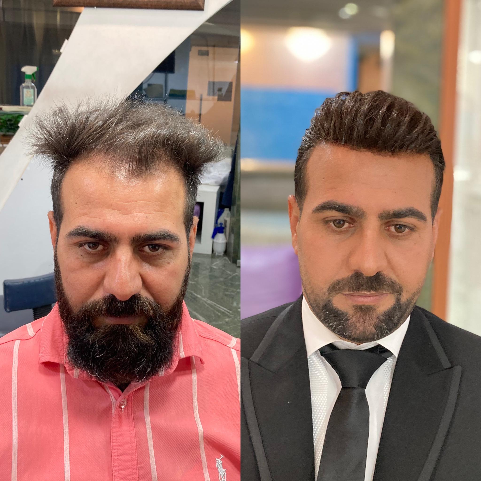 آرایشگاه 110 هتل شیراز 31