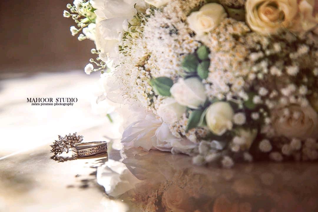عکس عروسی قم