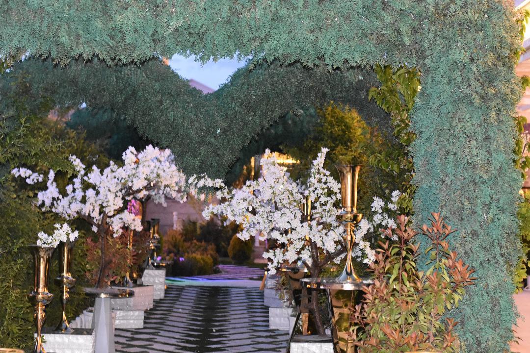 باغ تالار مجلل پرنس 6
