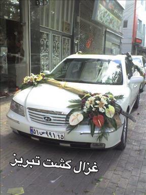 اجاره ماشین غزال گشت 1