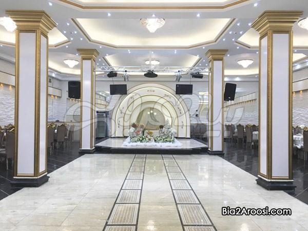 تالارهای مشهد