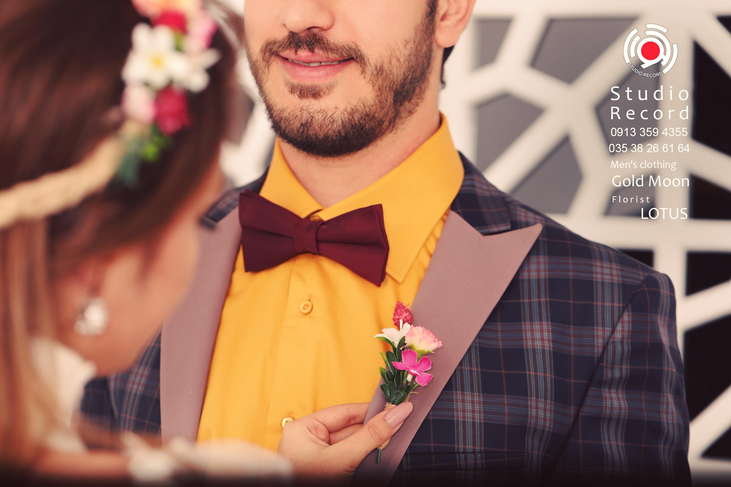 آتلیه عروس و داماد  یزد