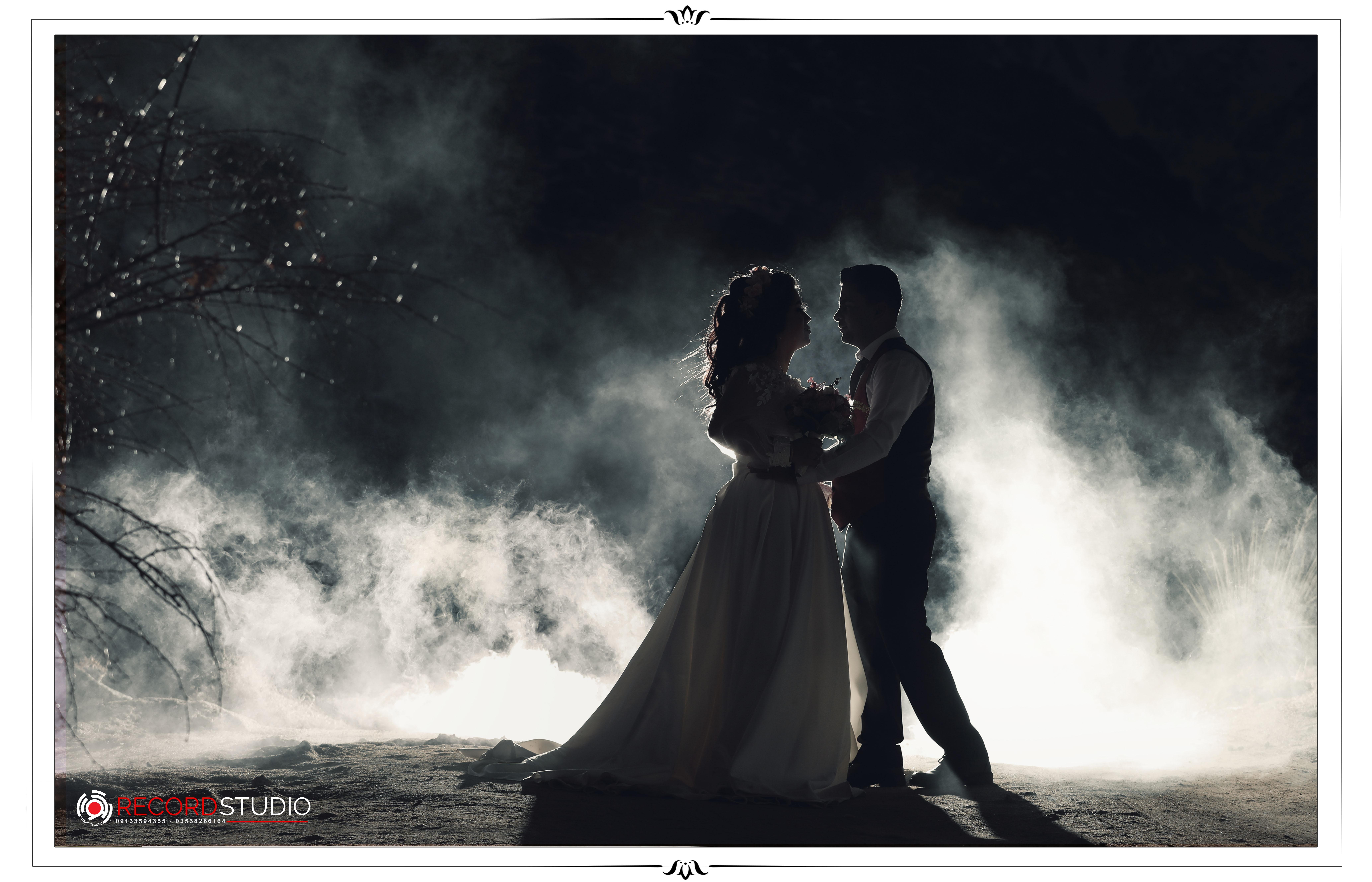 عکس عروسی یزد