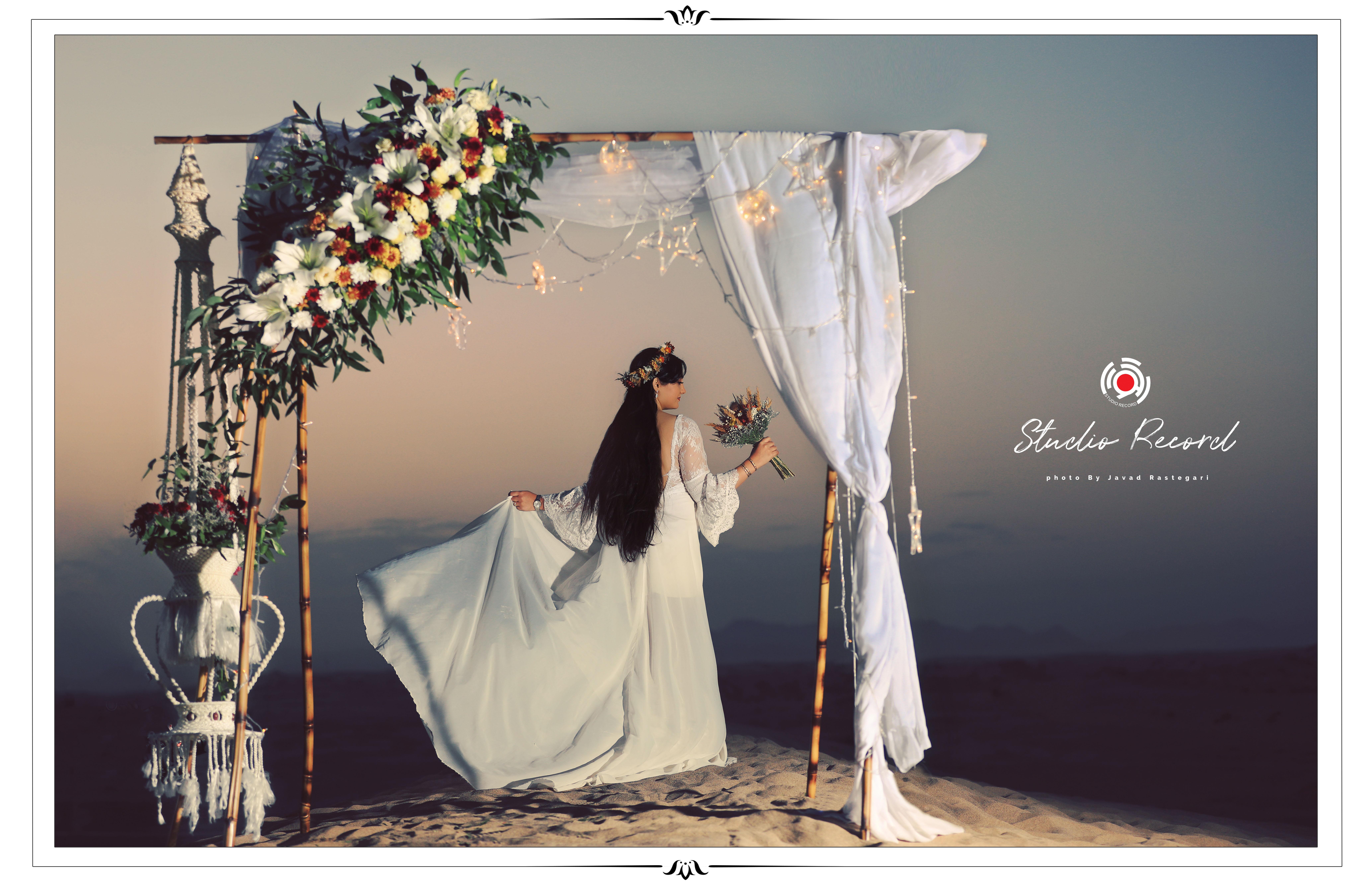 آتلیه تخصصی عروس یزد