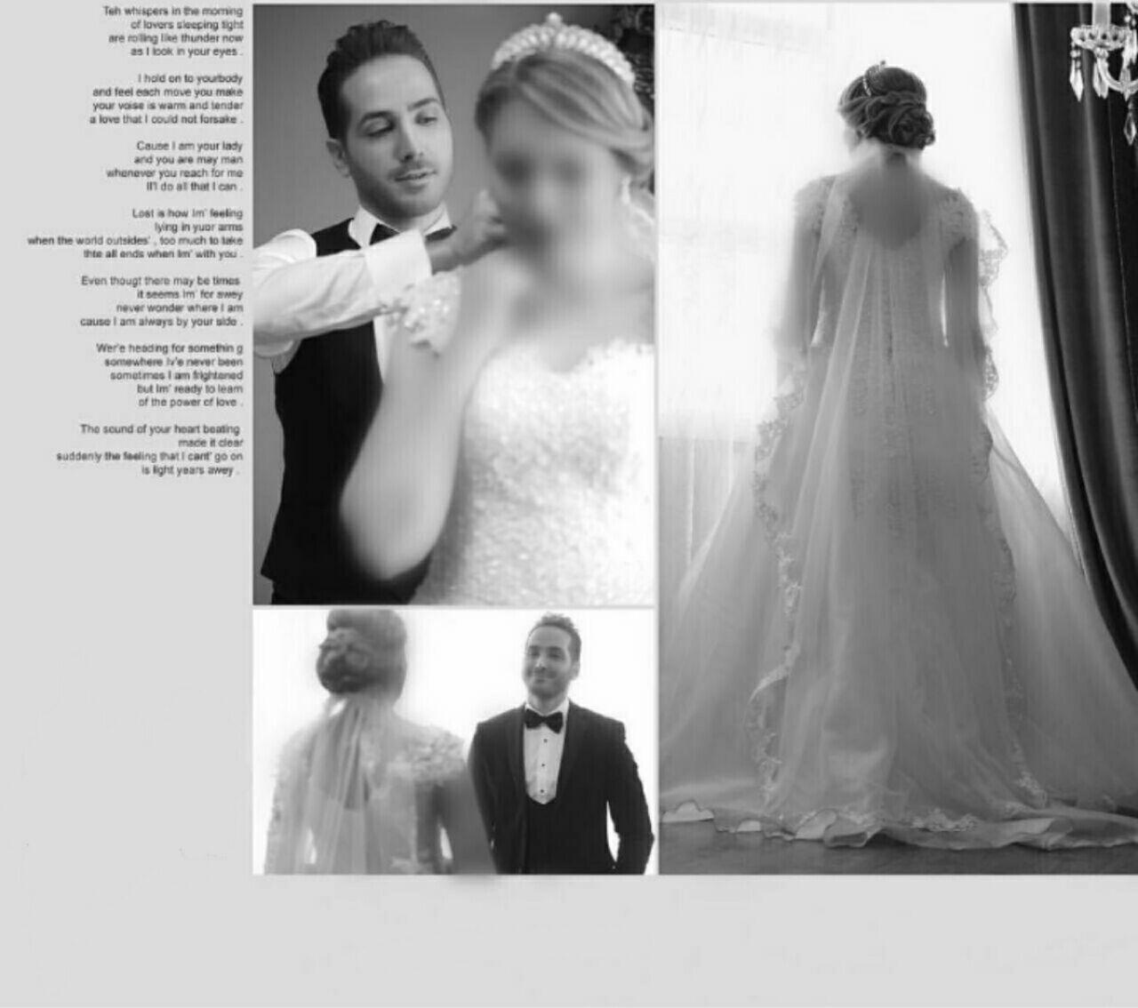 عکس عروس اسلامشهر