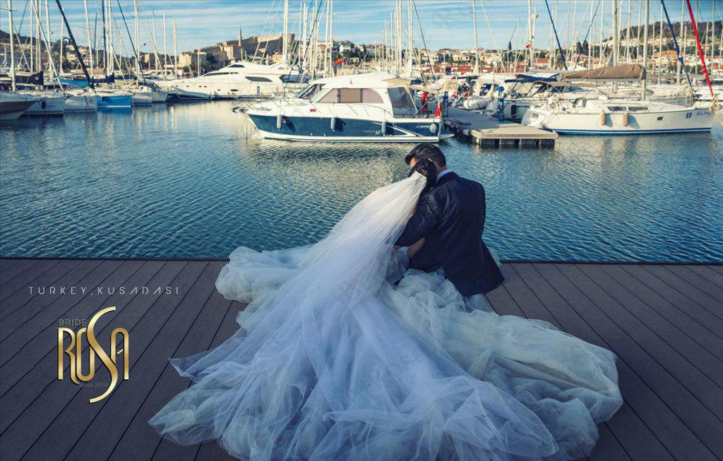 مجموعه تخصصی عروس و داماد برایدرزا 6