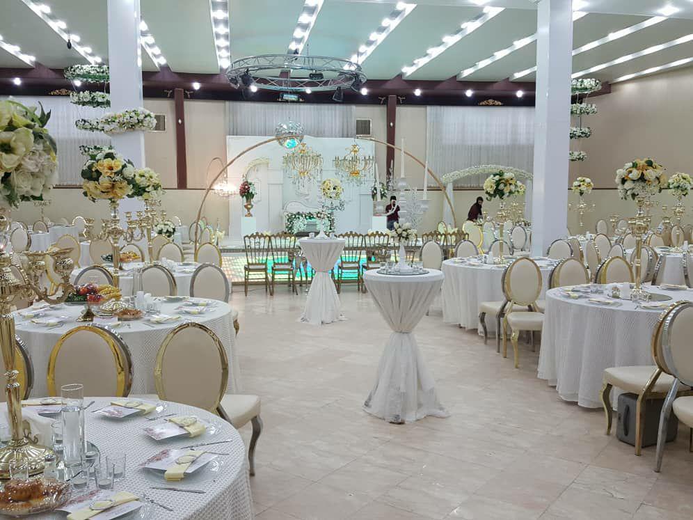 باغ تالار عروسی اراک