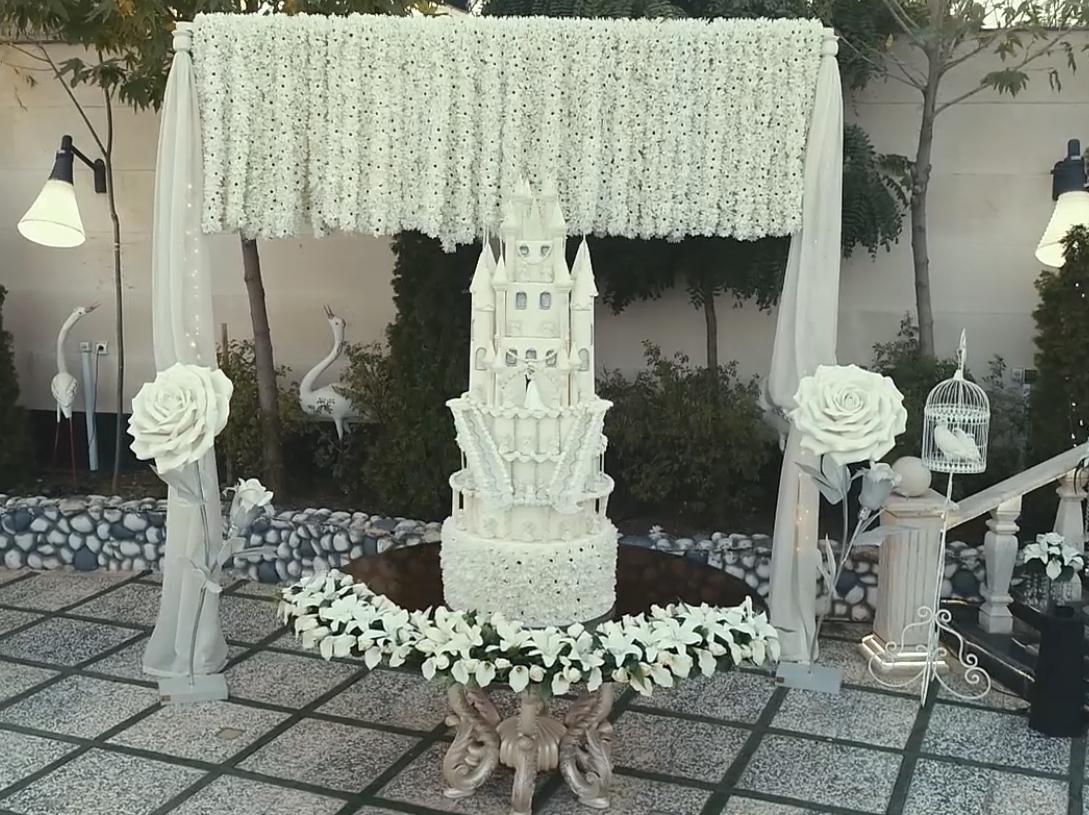 باغ تالار عروسی مشهد