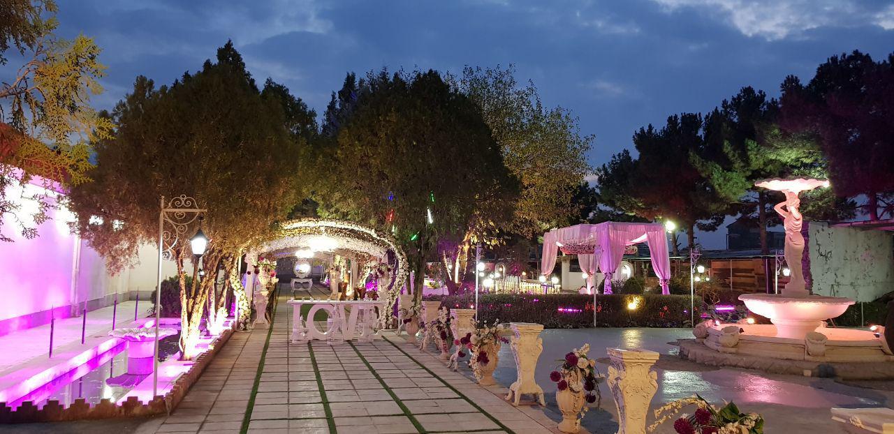 باغ عروسی فردیس