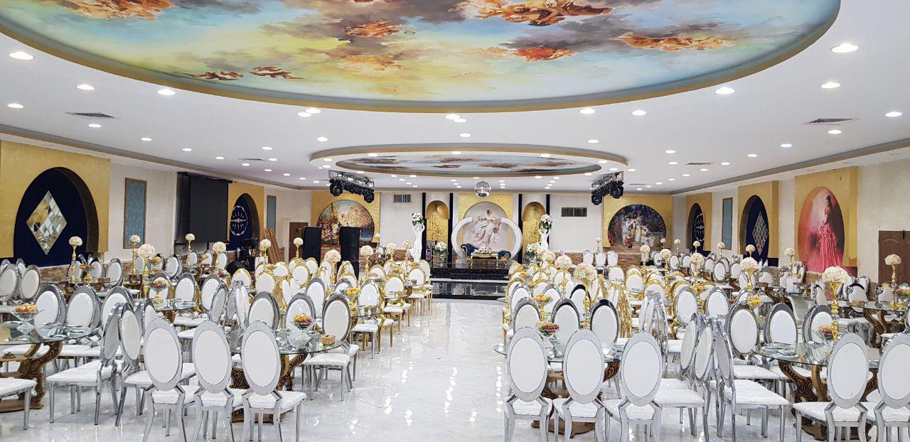 باغ تالار عروسی فردیس