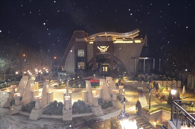 رستوران و تالار قصر مهرگان