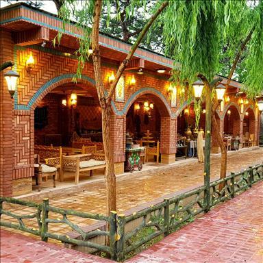 باغ تالار باغ ایرانی 6