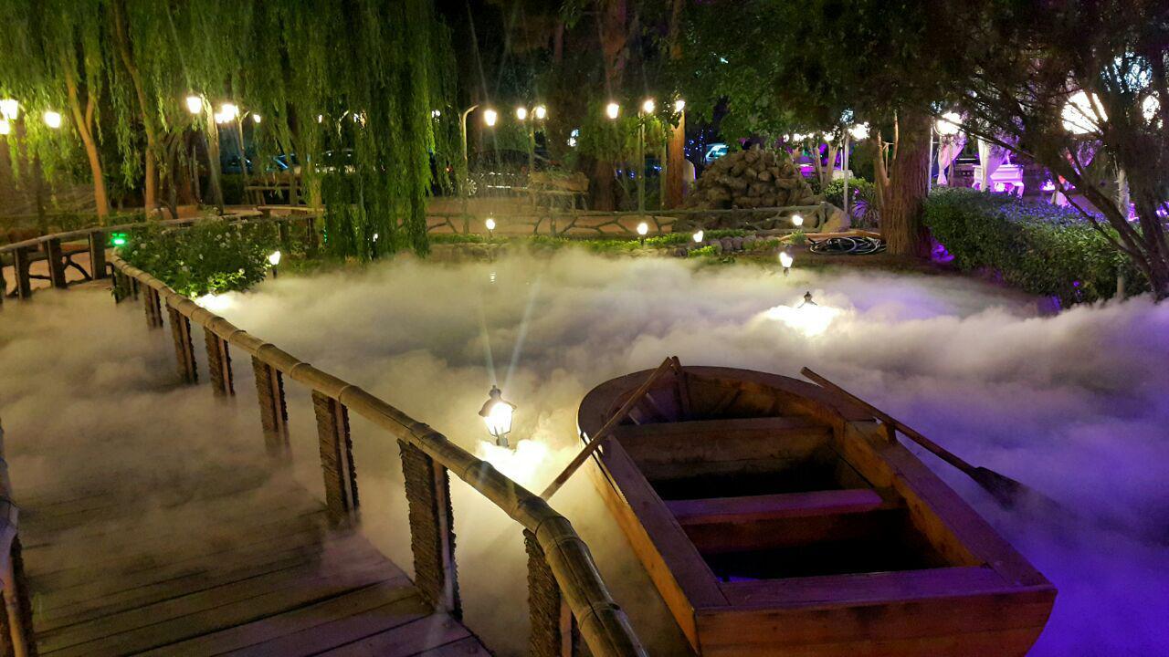باغ تالار باغ ایرانی 7