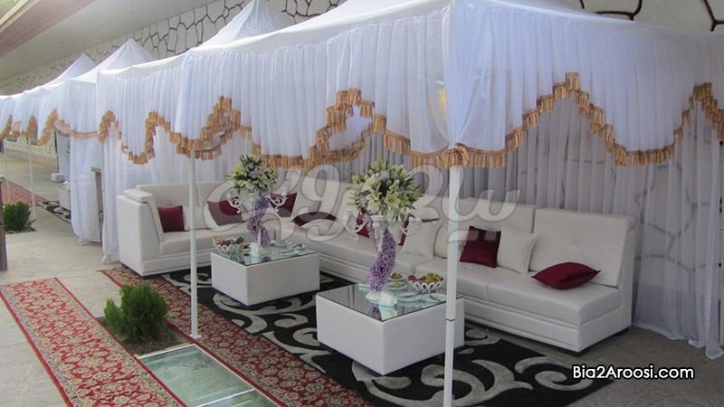 باغ تالار باغ ایرانی 1