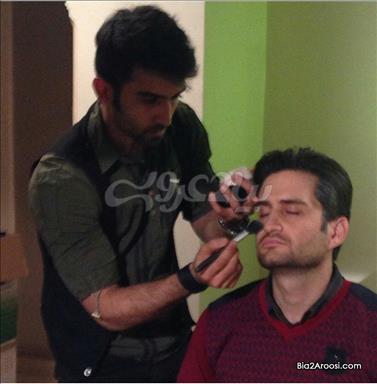 آرایشگاه های داماد مشهد