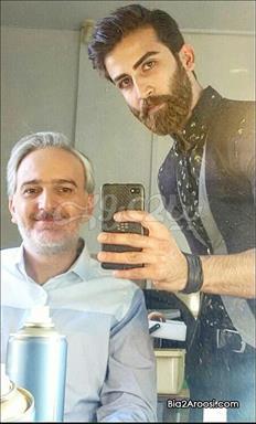 آرایشگاه داماد حامد کردستانی 6