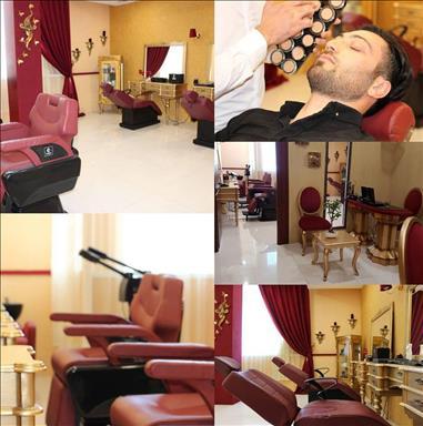 آرایشگاه های مردانه مشهد