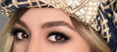 گریم و میکاپ فوق تخصصی عروس  گیسو ناصر 5