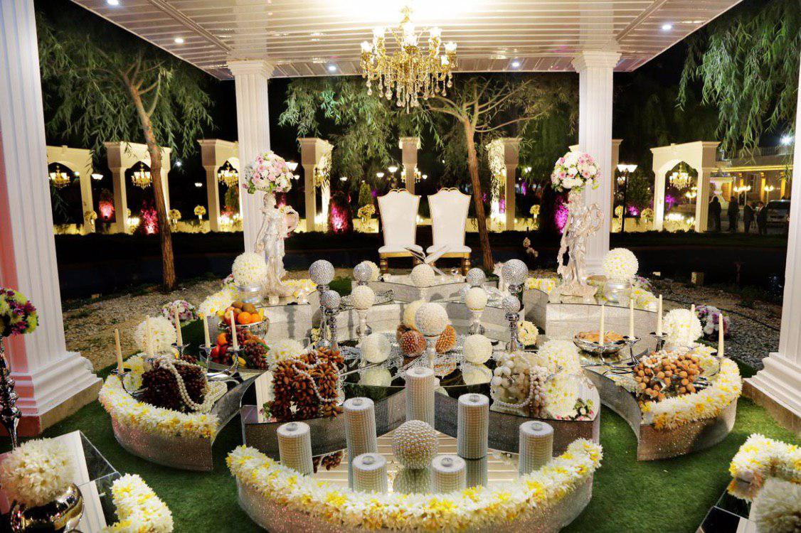 باغ تالار مجلل نیکان در تهران