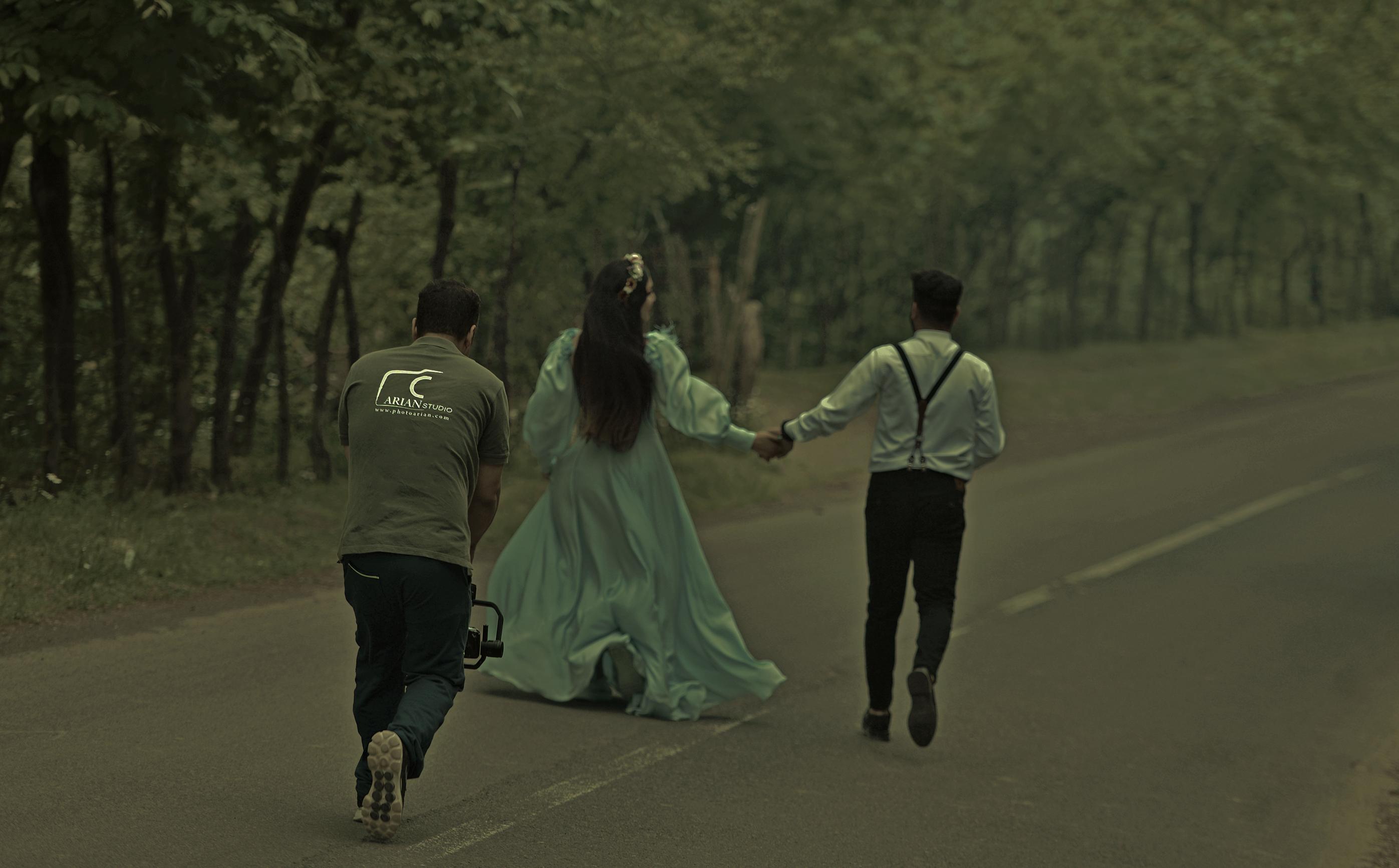 آتلیه عروسی تبریز