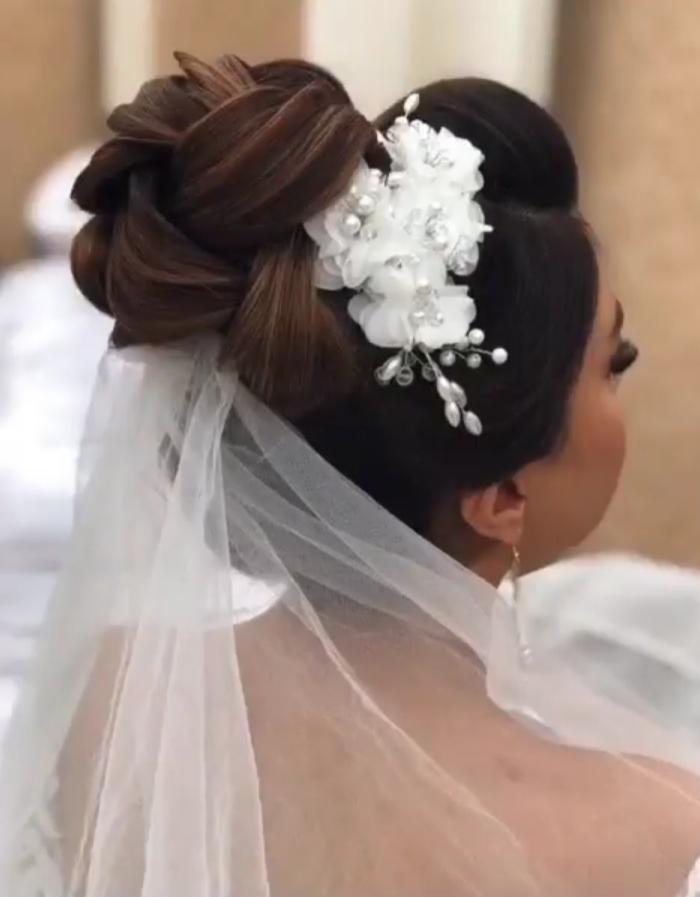 آرایش عروس قزوین