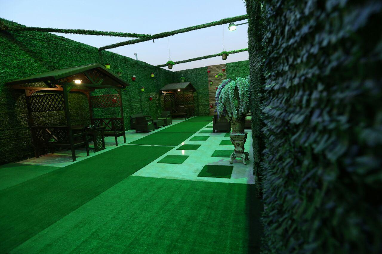 تالار پذیرایی تهران