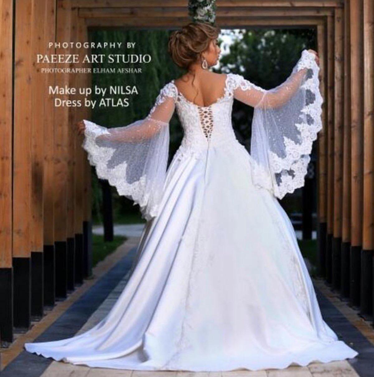 مزون لباس عروس اطلس در شهر قدس