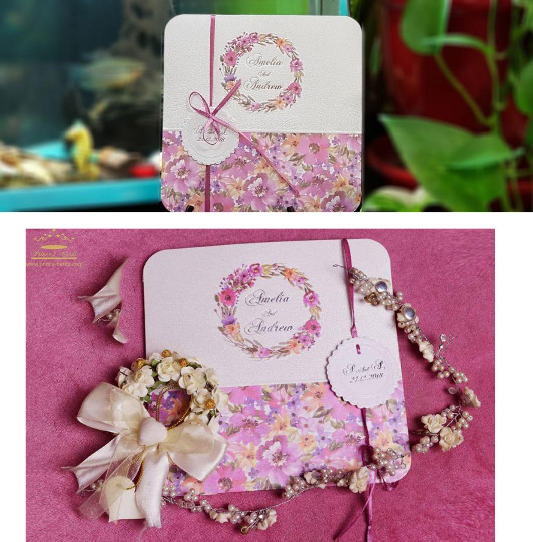 کارت عروسی قم