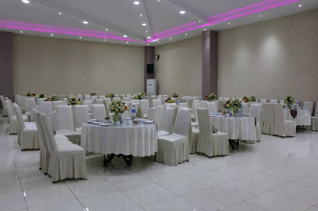باغ عروسی تبریز