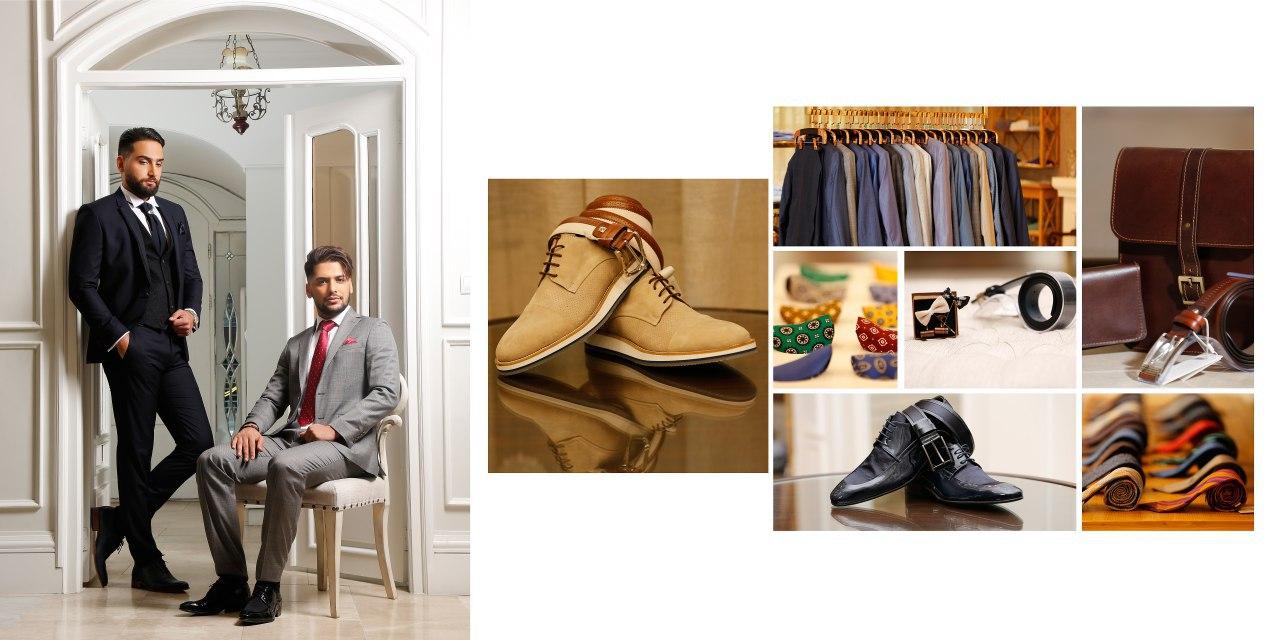مجموعه تخصصی پوشاک داماد مجید هادی زاده(برایدرزا) 1