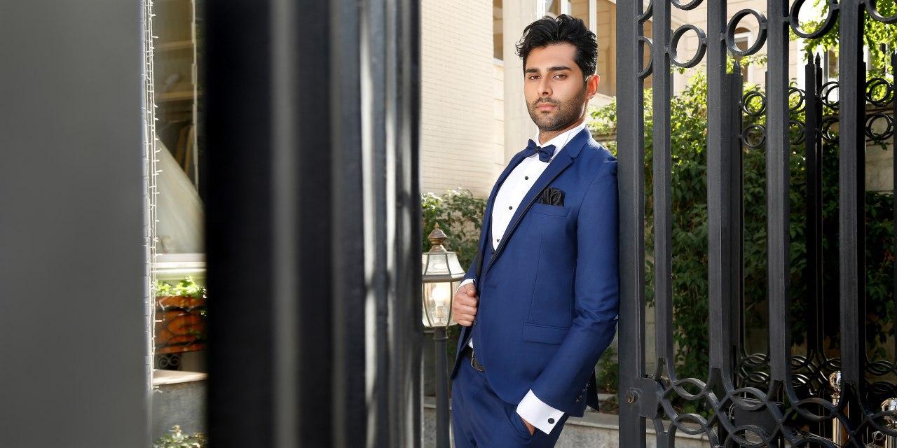 مجموعه تخصصی پوشاک داماد مجید هادی زاده(برایدرزا) 2
