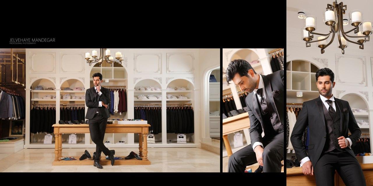 مجموعه تخصصی پوشاک داماد مجید هادی زاده(برایدرزا) 6