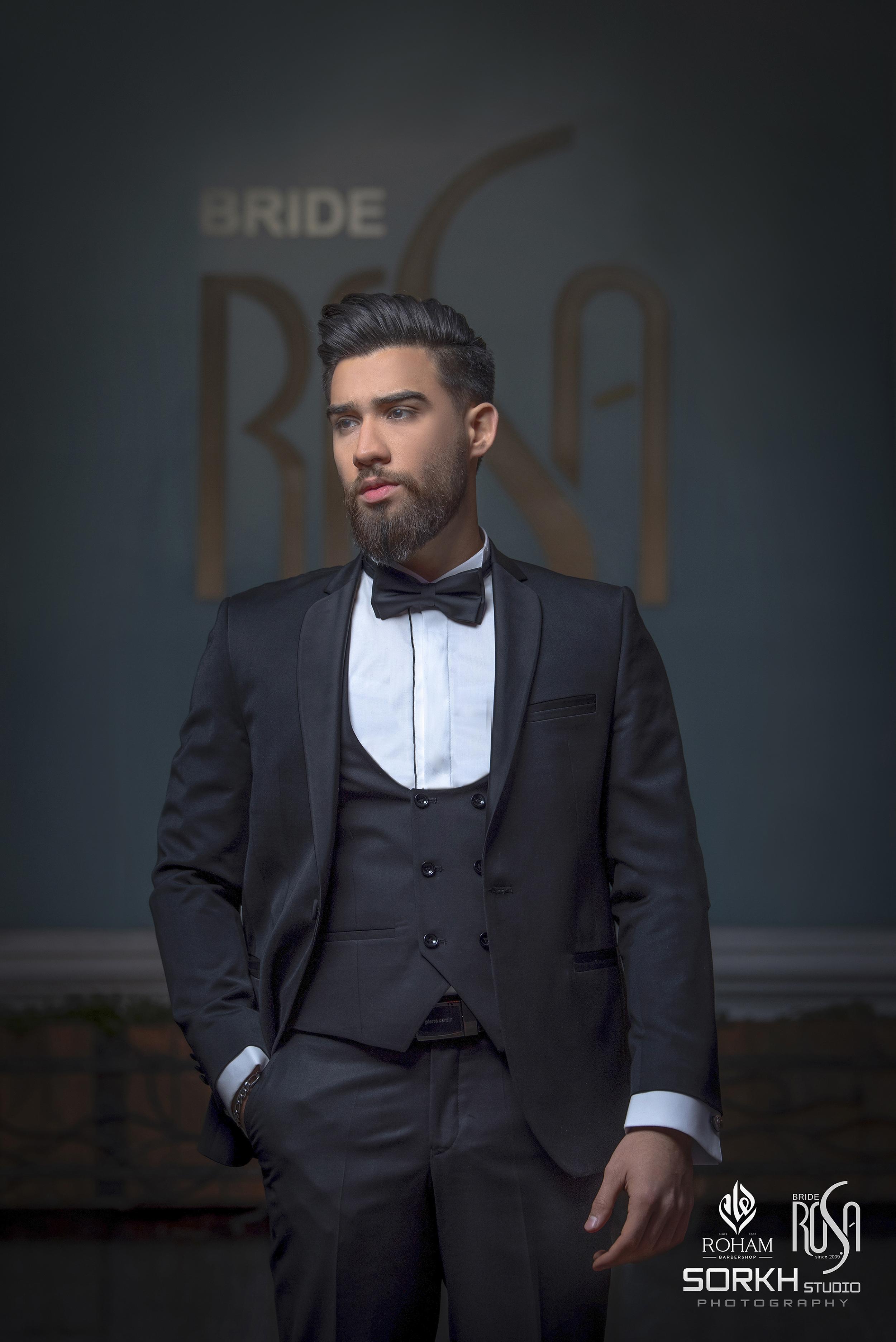 مجموعه تخصصی پوشاک داماد مجید هادی زاده(برایدرزا) 13