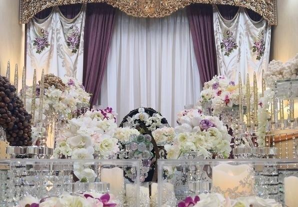 سالن عقد و دفتر رسمی ازدواج شادی
